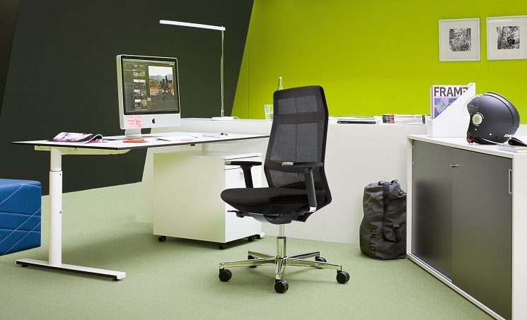 Büro als Erfolgszentrum gestalten
