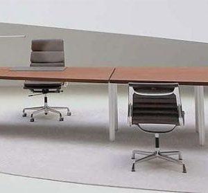 hochwertige Büromöbel, Führungseben, Massivholze