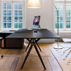 exklusive Büroeinrichtung, Mangementbüro X2