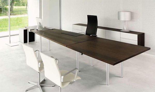 Möbel Massivholz Büro