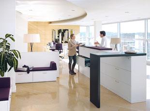 Referenzen für Büro- und Objektmöbel