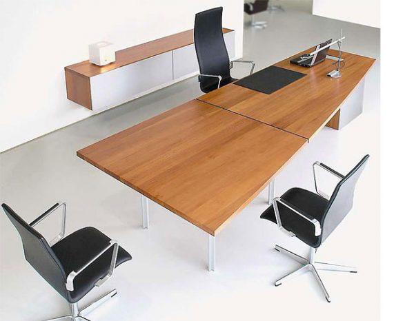 Schreibtisch, Führungsebene