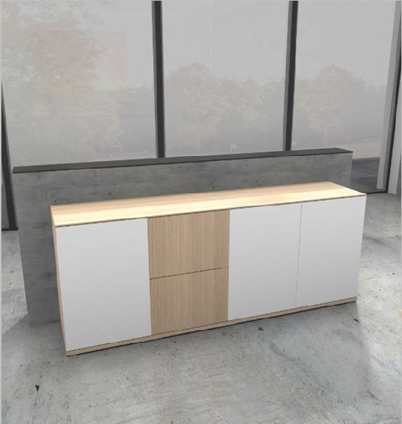 Solus Sideboard Empfang
